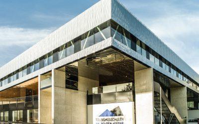 Projekt Tourismusschule St. Johann wird ausgezeichnet