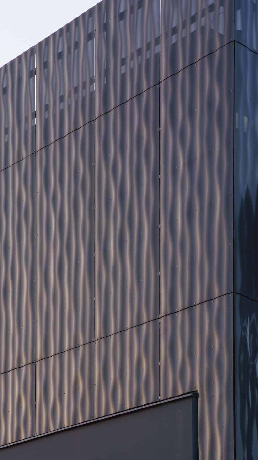 3D Lochblech Fassade