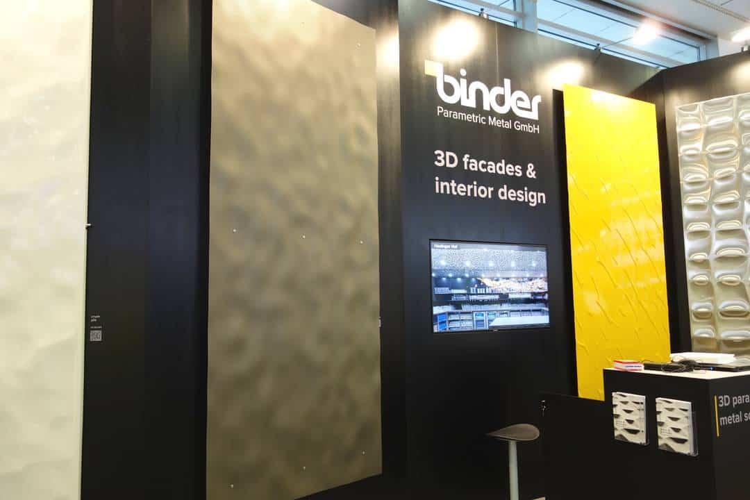 Baumesse 2019 3D Fassaden