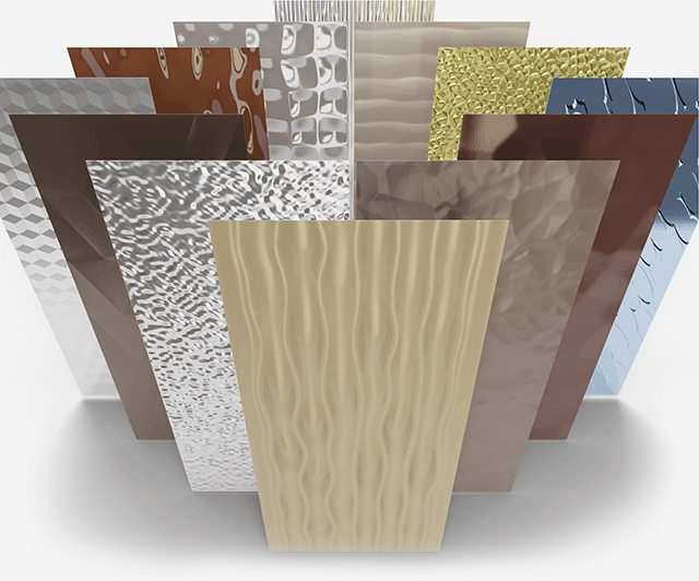 Parametrische Paneele Gallerie