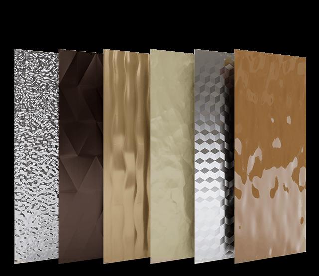 3D facades gallery