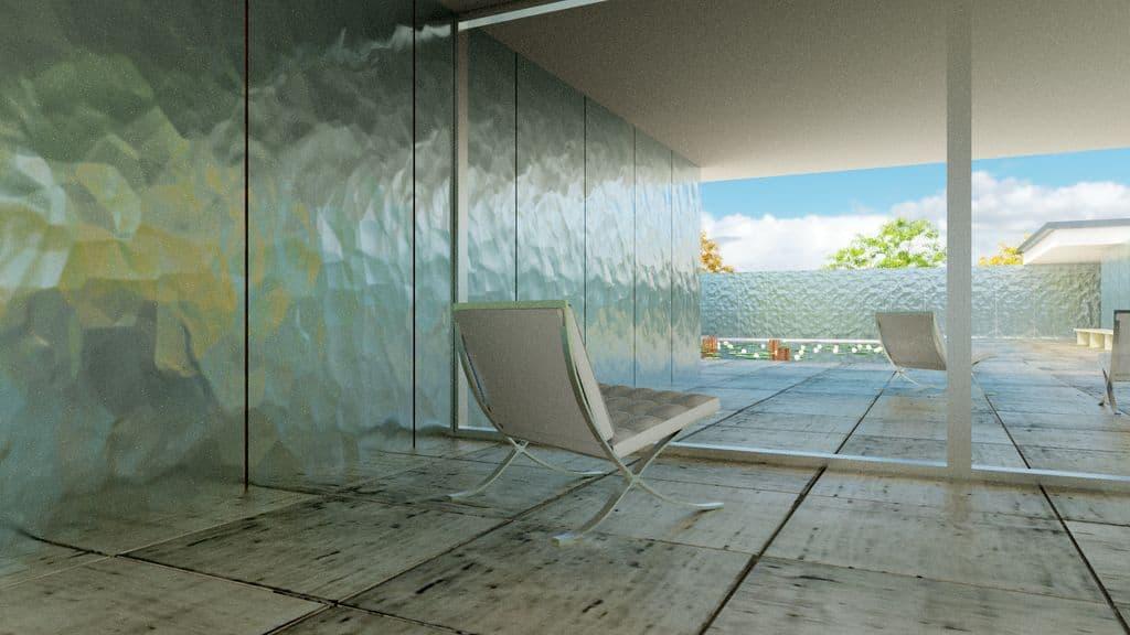 3D Facade Visualisation