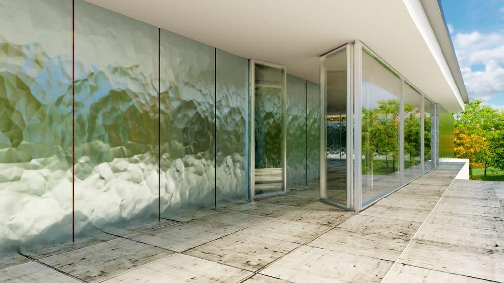 3D Fassaden Rendering