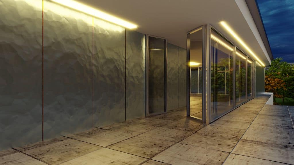 3D Architecture Rendering