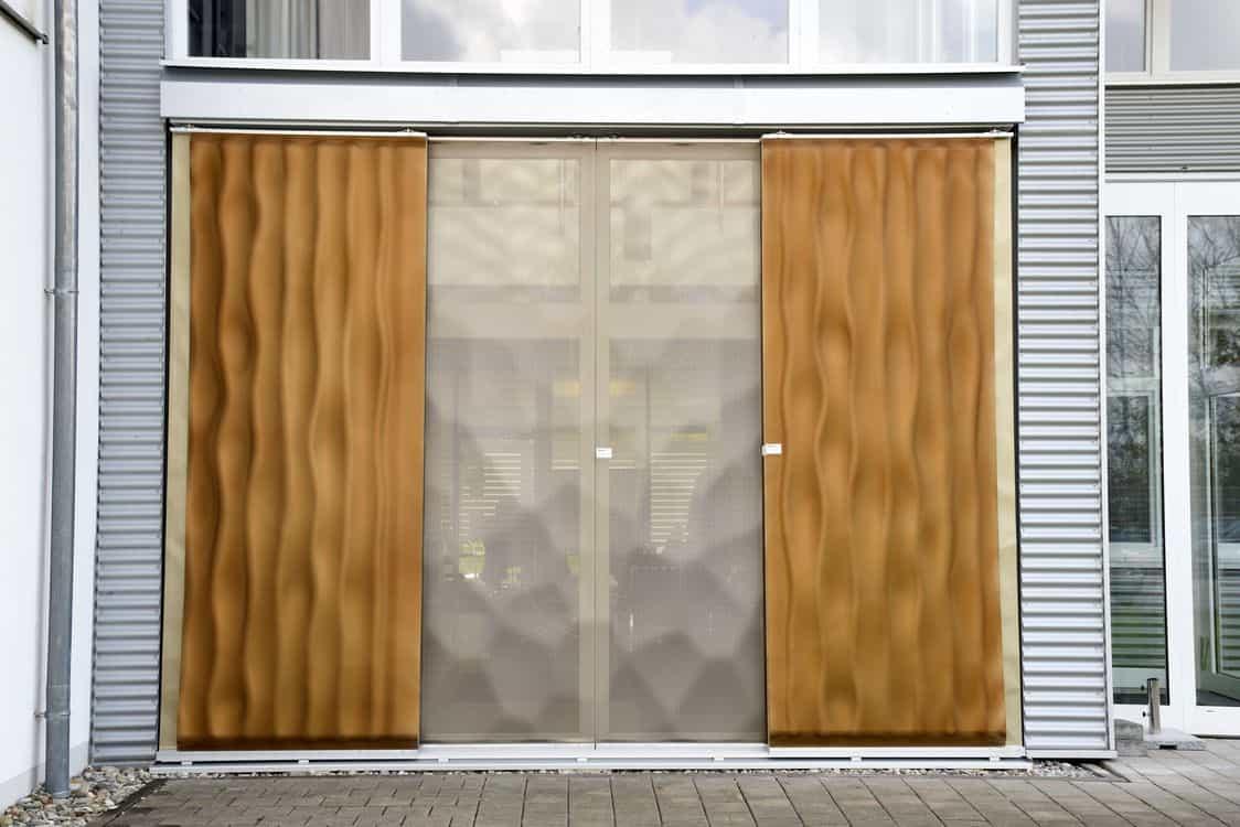 3D facade exhibition