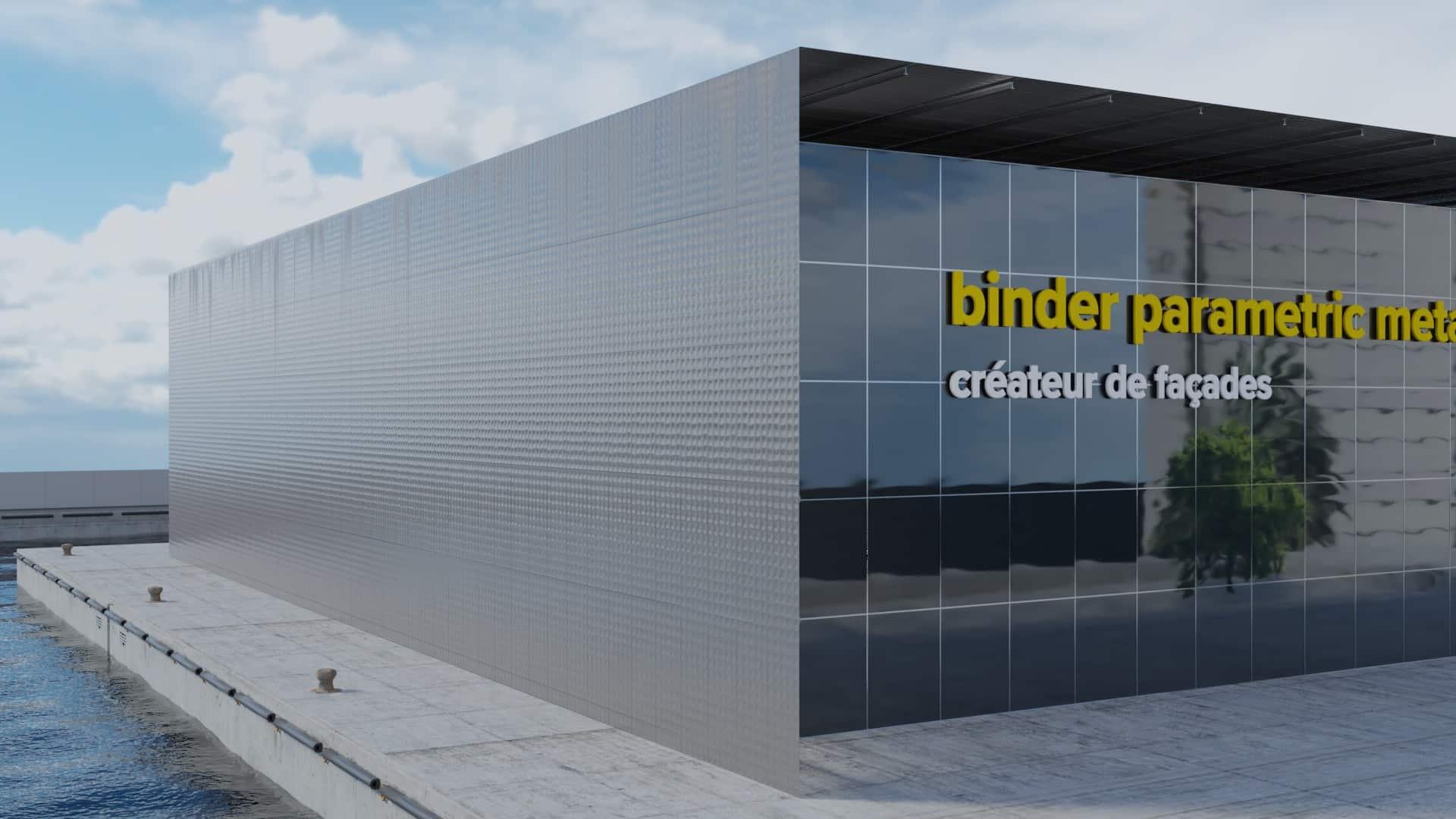 3D Architektur Visualisierung