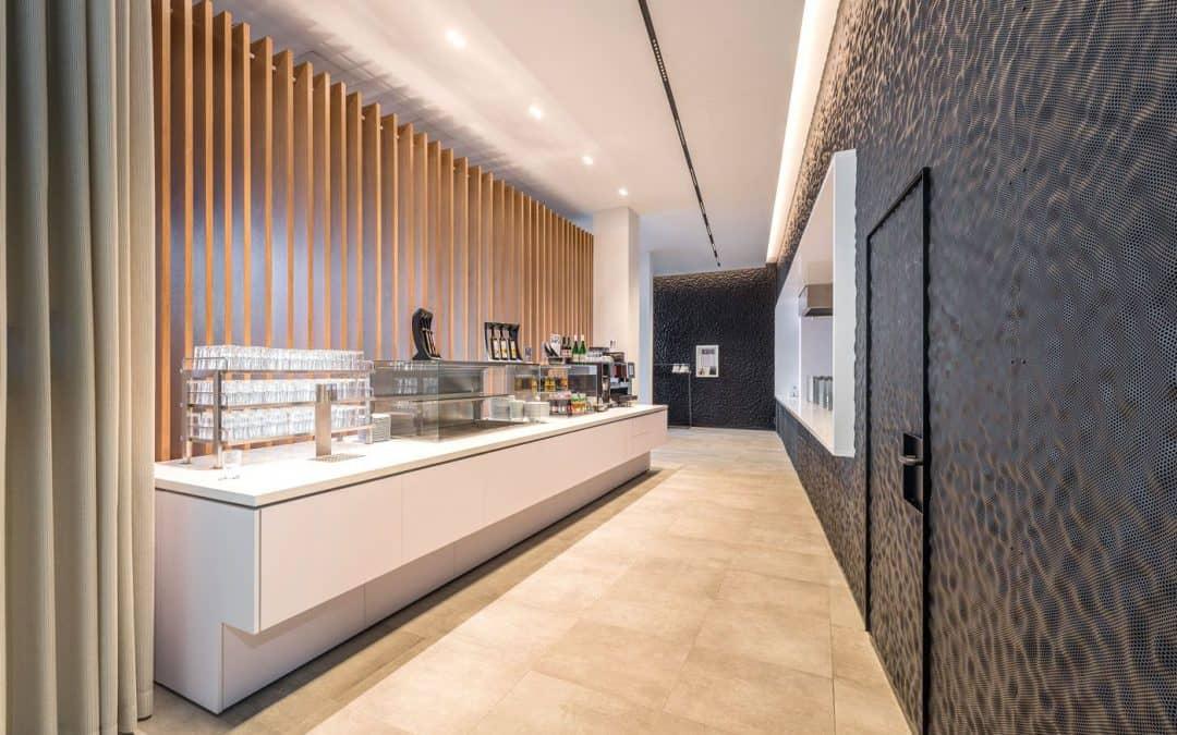 Wolff & Müller opens modern staff restaurant