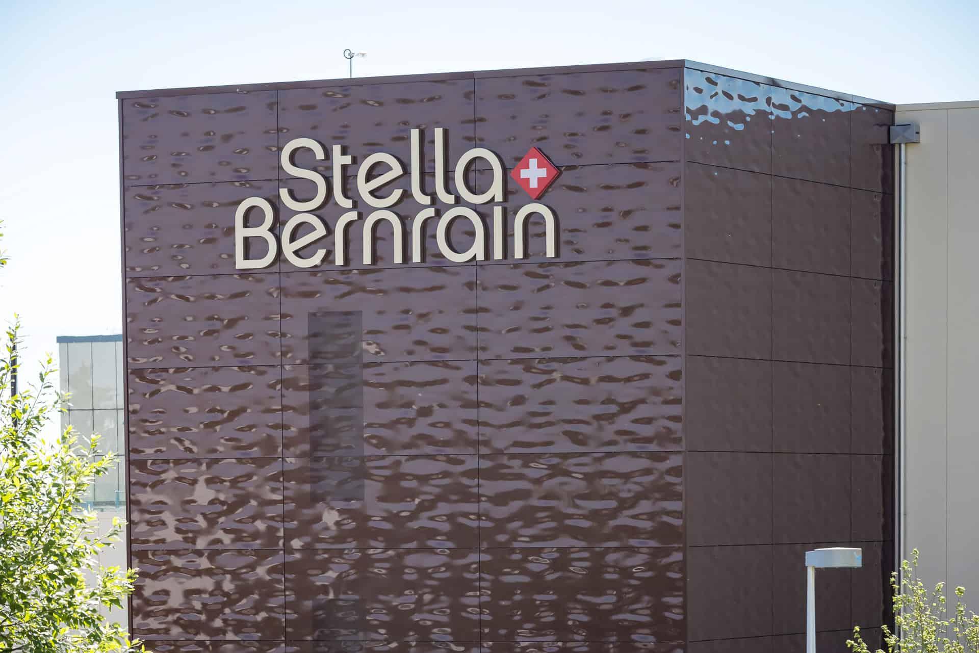 Stella Bernrain Schokoladenfabrik