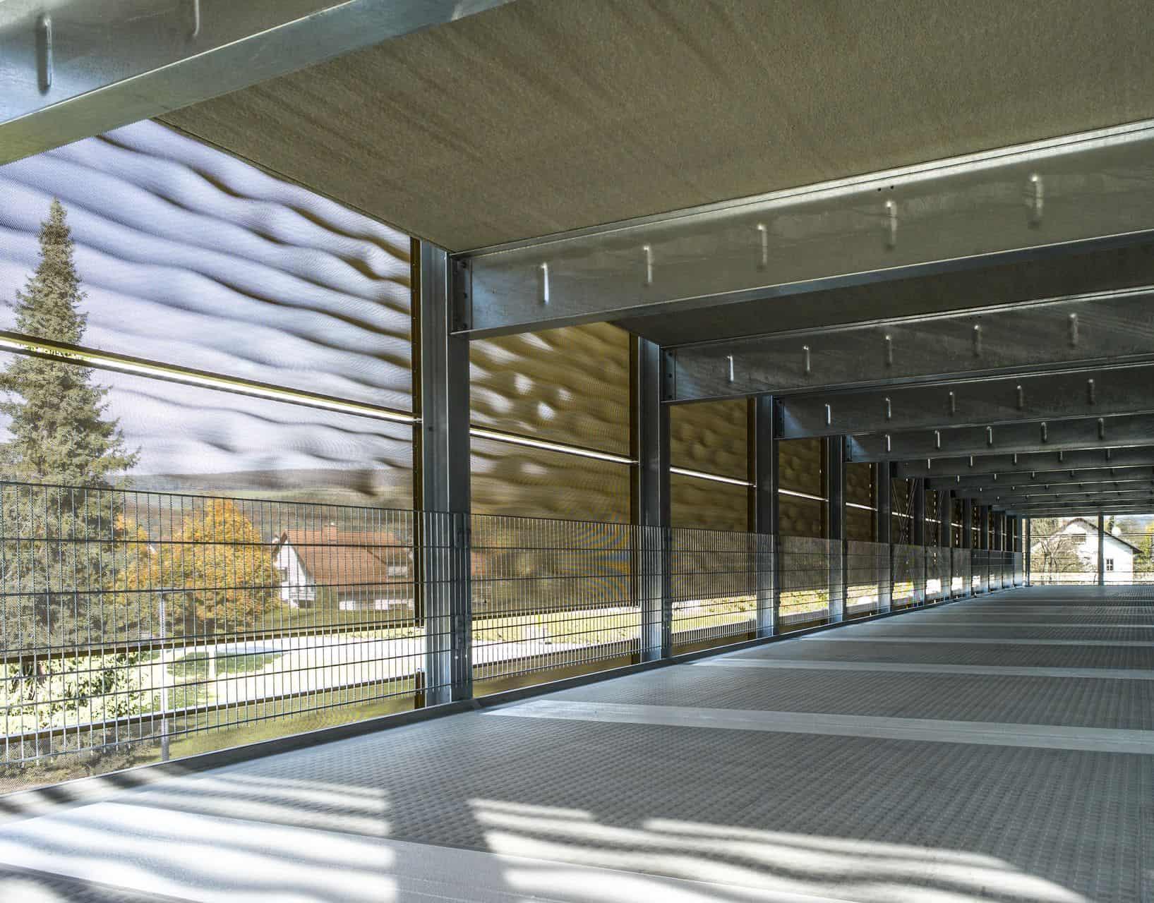 Binder Parametric Metal Parkhaus Lauchringen