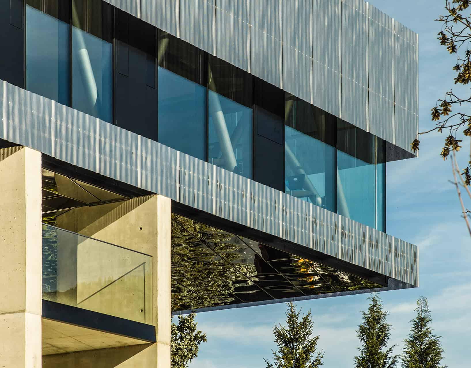 BinderPM 3D design facade St. Johann