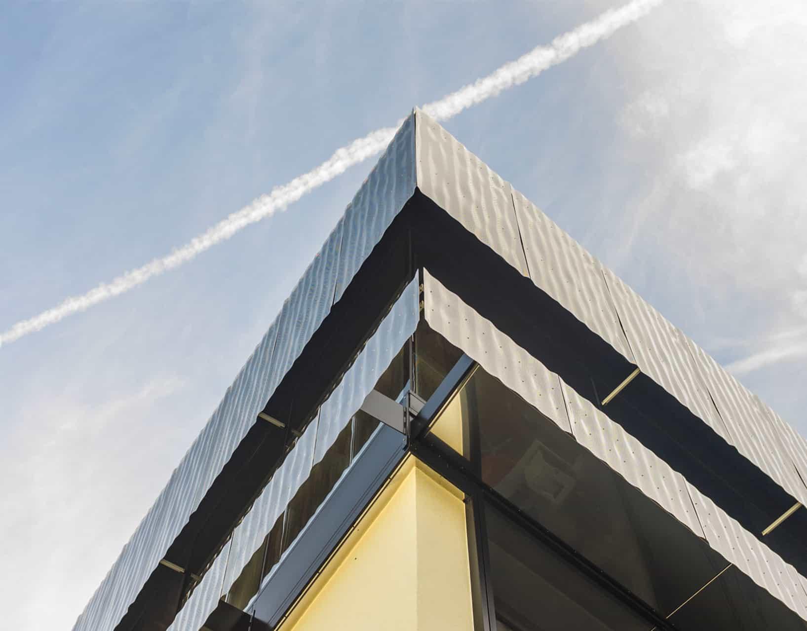 BinderPM 3D Design Fassade Tourismusschule St. Johann